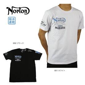 【30%OFF】ノートン メンズ 半袖 ポロシャツ 大きいサイズ 192N1002 トップス 吸水速乾 Norton