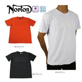 【30%OFF】ノートン メンズ 半袖 Tシャツ 大きいサイズ 192N1023 シャツ 吸水速乾 UVカット ラッシュガード生地 水陸両用 ユニオンジャック Norton