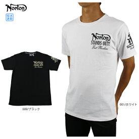 【30%OFF】ノートン メンズ 半袖 Tシャツ 大きいサイズ 192N1050 LIMITED 吸水速乾 Norton 2019春夏 カジュアル アメカジ【ラッキーシール対応】