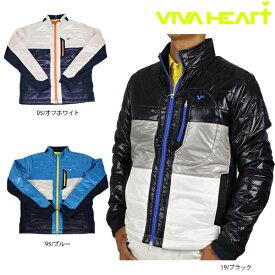 【60%OFF】 VIVA HEART ビバハート 011-56113 トゥインクルライトブルゾン メンズ ゴルフウェア アウター 【ラッキーシール対応】