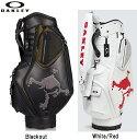オークリー 2020 Skull Golf Bag 14.0 スカル キャディーバッグ 900201