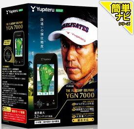 YUPITERU ユピテル ゴルフナビ YGN7000 GPS 測定器