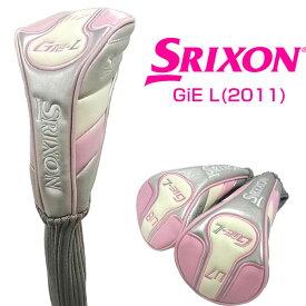 ダンロップ スリクソン GiE レディース 2011 ユーティリティー用 純正 ヘッドカバー Dunlop SRIXON UT