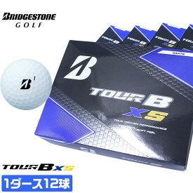 BRIDGESTONE TOUR B XS ゴルフボール 1ダース 新品 3ピース スピンとソフトフィールのXS ブリヂストン 8SWXJ outlet