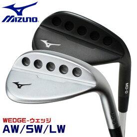 ミズノ ゴルフ ウェッジ ミッドサイズ 高重心設計 広いソール幅 スピン やわらかい打感 当店限定モデル MIZUN MD-0