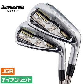【店頭展示品】 ブリヂストン JGR HYBRID FORGED アイアンセット 7〜9I,P1 4本セット Air Speeder J J16-12I NS PRO ZELOS 8 BRIDGESTONE ゴルフ outlet