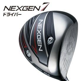 NEXGEN 7 ネクスジェン セブン ドライバー メンズ NEW E.I.Fシャフト