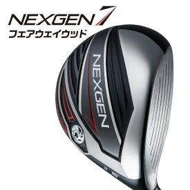 NEXGEN 7 ネクスジェン セブン フェアウェイウッド メンズ NEW E.I.Fシャフト