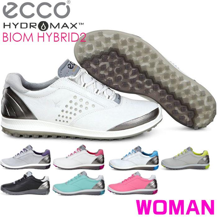 ecco WOMEN'S BIOM HYBRID 優れた撥水性&足の形にフィット レザー 撥水 スパイクレス レディース エコー シューズ 120213 【全8色】