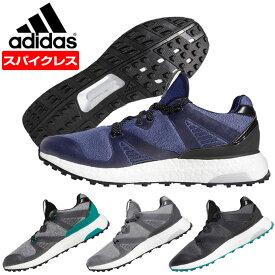 アディダス ゴルフシューズ メンズ スパイクレス クロスニット3.0 フルレングスBOOST ヘザーニットアッパー adidas BB788 G26223