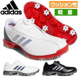 アディダス ゴルフ ALPHAFLEX BOA SHOES アルファフレックス ボア スパイク シューズ F35398 F35399 G26007 adidas