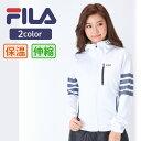 フィラ ボンディングジャケット レディース 保温素材とストレッチ素材で温かい&動きやすい 保温 ストレッチ FILA 797…