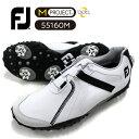 フットジョイ MPROJECT boa エムプロジェクトボア スイングや動きに合わせて自分の足にフィット boaクロージャーシステム シューズ メンズ 5516...