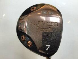 中古 Cランク (フレックスR) HEXUS(シダーズゴルフ) ALM/NEO Proud  7W オリジナルカーボン R1 男性用 右利き フェアウェイウッド FW