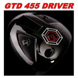 【送料無料】GTD 455ドライバー ヘッド