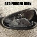 【送料無料】GTD FORGED IRON PVD仕上げ【限定品】 6I 5-PW DesignTuning DG TOUR ISSUE S200 2018限定...