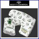 【送料無料】Scotty Cameron 2014 Masters Micro Crown Limited Headcover White スコッティキャメロン...