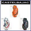 【送料無料】CASTELBAJAC9.0型カステルバジャックメンズカートキャディバッグ『CIRCUS』23603-305