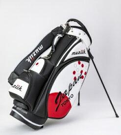 【送料無料】 muziik/ムジーク 9.5型 JAPANデザインスタンドバッグ