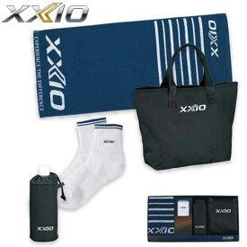 ゼクシオ タオル ソックス バッグ ギフトセット GGF-50378