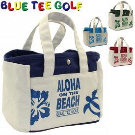 ブルーティーゴルフ アロハオンザビーチ ラウンドトートバッグ TT-004