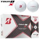 ブリヂストン ボール 2020年モデル TOUR B X レッド エディション ゴルフボール [12球入り] 【あす楽対応】