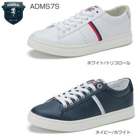 アドミラルゴルフ ゴルフ MARHAM スパイクレス メンズ ゴルフシューズ ADMS7S