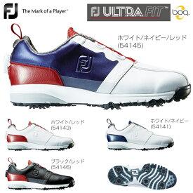 フットジョイ メンズ ゴルフシューズ FJ ウルトラフィットボア 2017年モデル