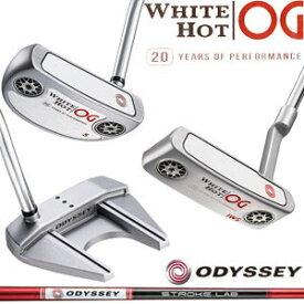 オデッセイ WHITE HOT OG パター STROKE LAB(赤) シャフト仕様 [#1、#1WS、#5、#5CS、#7、#7S、ROSSIE、2-BALL]