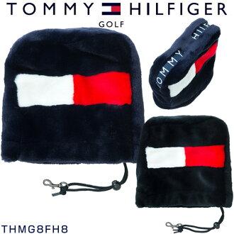 トミーヒルフィガーゴルフボアアイアンカバー THMG8FH8