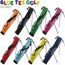 ブルーティーゴルフ ストレッチ セルフ スタンドバッグ CC-001