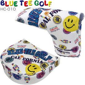 ブルーティーゴルフ BTGロゴ パターカバー HC-010