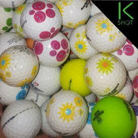 PEARLY GATES MASTAR BUNNY JACK BUNNY 20球 色々 【写真はイメージです。色バランスは異なる場合が有ります】★★★ 【送料無料】ゴルフボール ロストボール パーリーゲイツ 【中古】