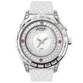 【取り寄せ・同梱注文不可】 ROMAGO DESIGN (ロマゴデザイン) Dazzle series ダズルシリーズ 腕時計 RM006-1477SV-WH【代引き不可】【thxgd_18】