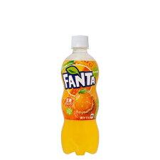【1ケース販売】ファンタオレンジPET500ml