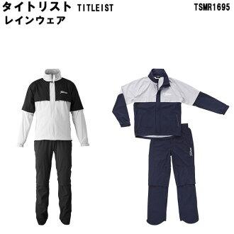 Titleist jacket TSMR1695 [TITLEIST]