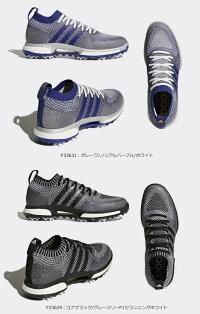 【送料無料】アディダスゴルフ ツアー360 ニット ゴルフシューズ メンズ 2018年モデル[Adidas]【メンズゴルフシューズ】【即納】