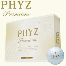 (セール)ブリヂストン PHYZ ファイズ プレミアムボール 1ダース(12球)