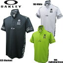 OAKLEY オークリー Bark Back Side Blind Terra Shirts バーク バックサイド ブラインド テラ 半袖シャツ(433955J…