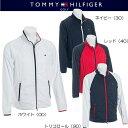 トミーヒルフィガー ゴルフ 2WAY ウィンド ジャケット【THMA801】2018春夏モデル