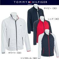TOMMYHILFIGERGOLFトミーヒルフィガーゴルフ2WAYウィンドジャケット【THMA801】2017春夏モデル
