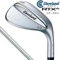 【日本仕様正規品】クリーブランドRTX-4ツアーサテン仕上げダイナミックゴールドS200
