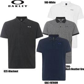(セール)オークリー エンハンス テクニカル ポロシャツ 19.01(457726)2019