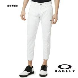 (セール)オークリー スカル 3D アンクル テーパード パンツ 2.0(422610JP)2019 (100-White)