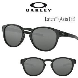 【日本正規品】オークリー サングラス ラッチ  Latch(OO9349-11)アジアフィット