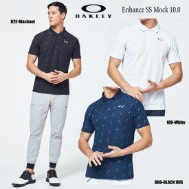 (セール)オークリー エンハンス 半袖ポロシャツ グラフィック(FOA400843)2020春夏