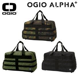 【2019年春夏モデル】オジオ OGIO ボストンバッグALPHA Core Convoy Boston Bag 19 JMアルファ コンボイ2WAY仕様 ショルダーバッグウッドランドカモ オリーブ ブラック