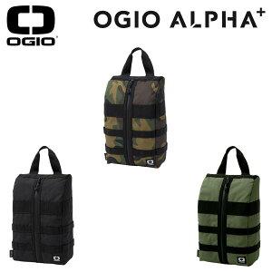 【2019年春夏モデル】オジオ OGIO シューズケースALPHA Shoe Case 19 JMアルファウッドランドカモ ブラック オリーブ