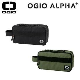 【2019年春夏モデル】オジオ OGIO ミニポーチALPHA Mini Pouch 19 JMアルファブラック オリーブ