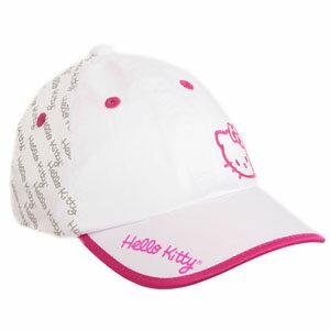 ハローキティ スポーツ プレミア コレクション スクリプト ハット【HK166】【ゴルフ】